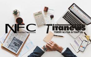 NFC e Titanews